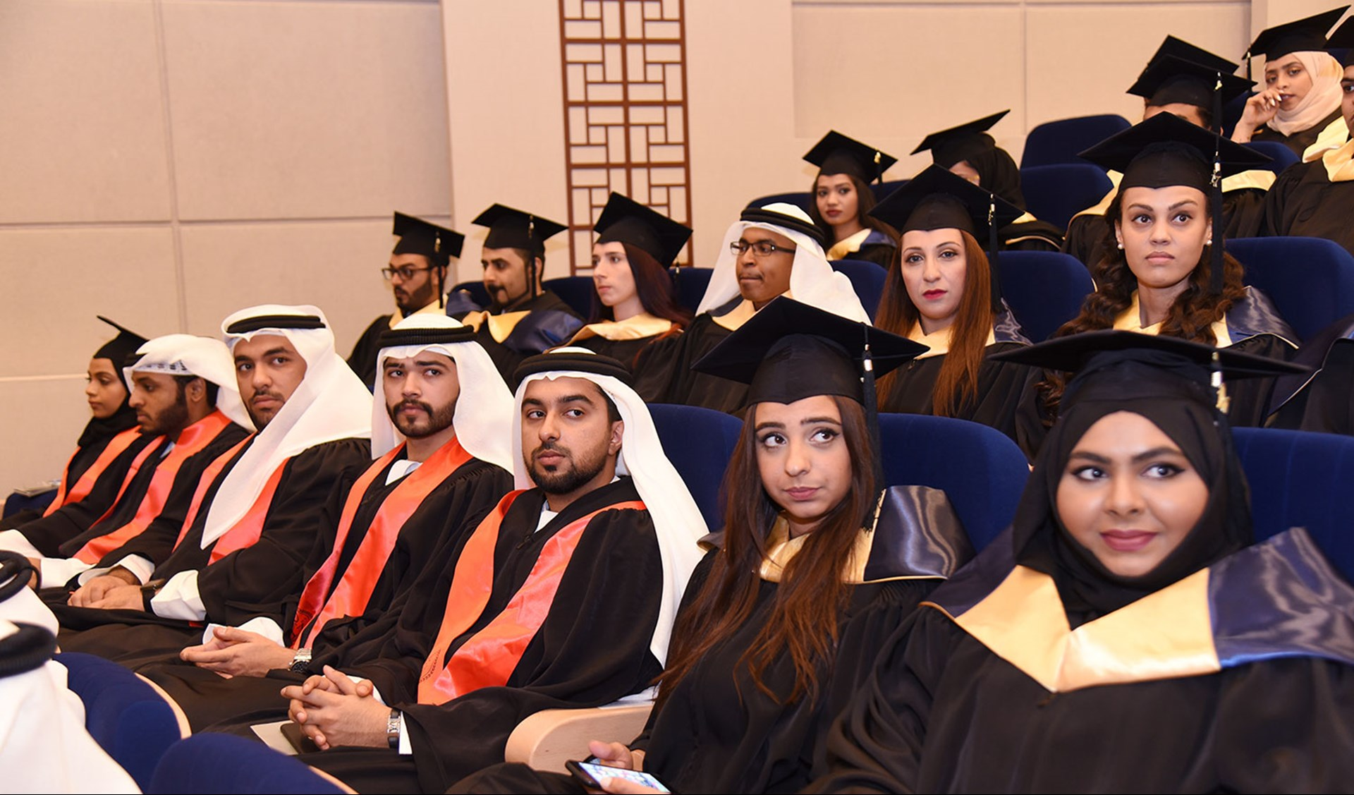 Emirates Aviation University marks record number of graduates